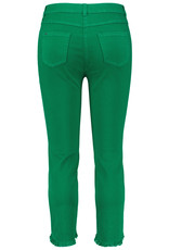 Samoon 520008-21244 Broek Bettyjeans groen Samoon