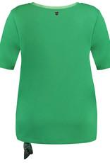 Samoon 571202-26103 Shirt groen Samoon