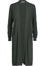 Summum Woman 7s5517-7760 Long cardigan Summum Groen