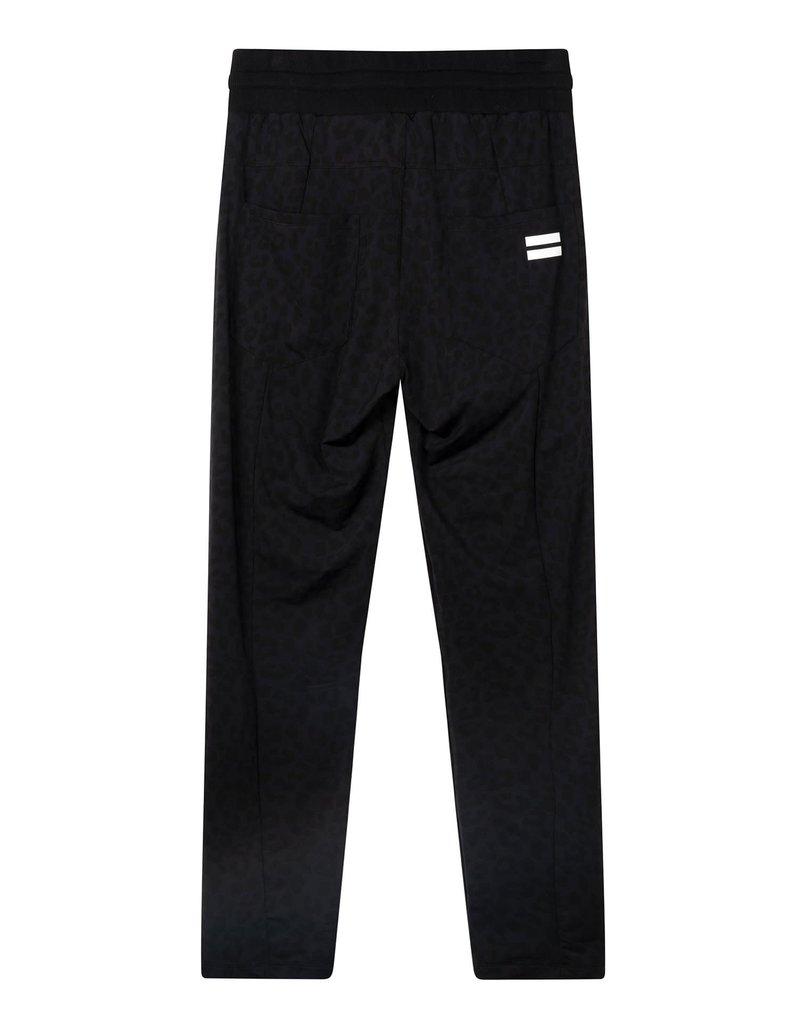 10Days 20-057-0203 pants leopard black 10Days