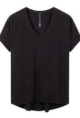 10Days 20-741-0203 Shirt zwart 10Days