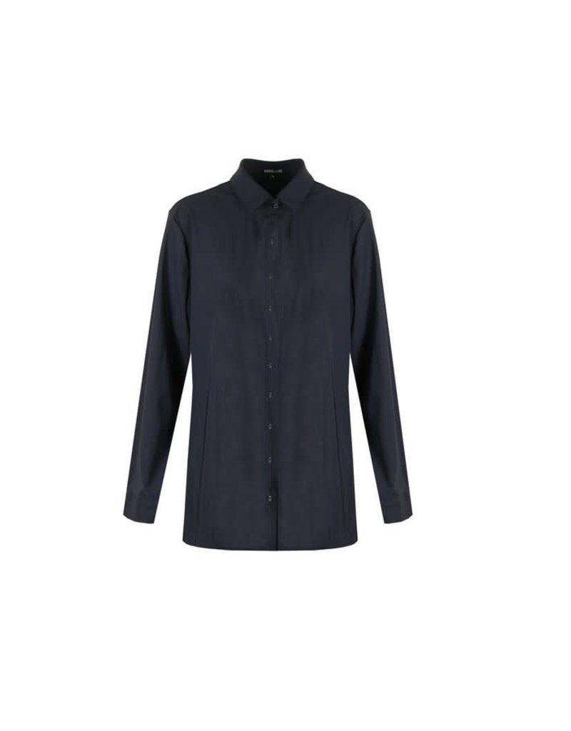 Exxcellent FW21-544 Anne blouse exxcelent zwart