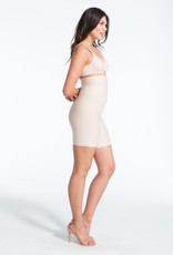 Spanx Spanx high waisted mid thight short 10006P Nude