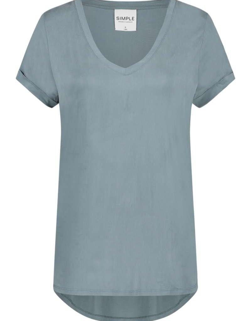Simple 2325 Tiago T-shirt groen Simple