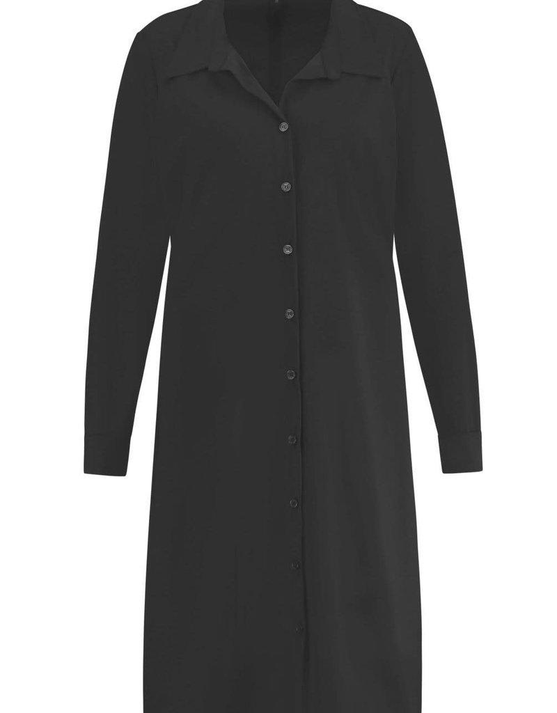 Plus Basics 16N Blouse dress XL LS