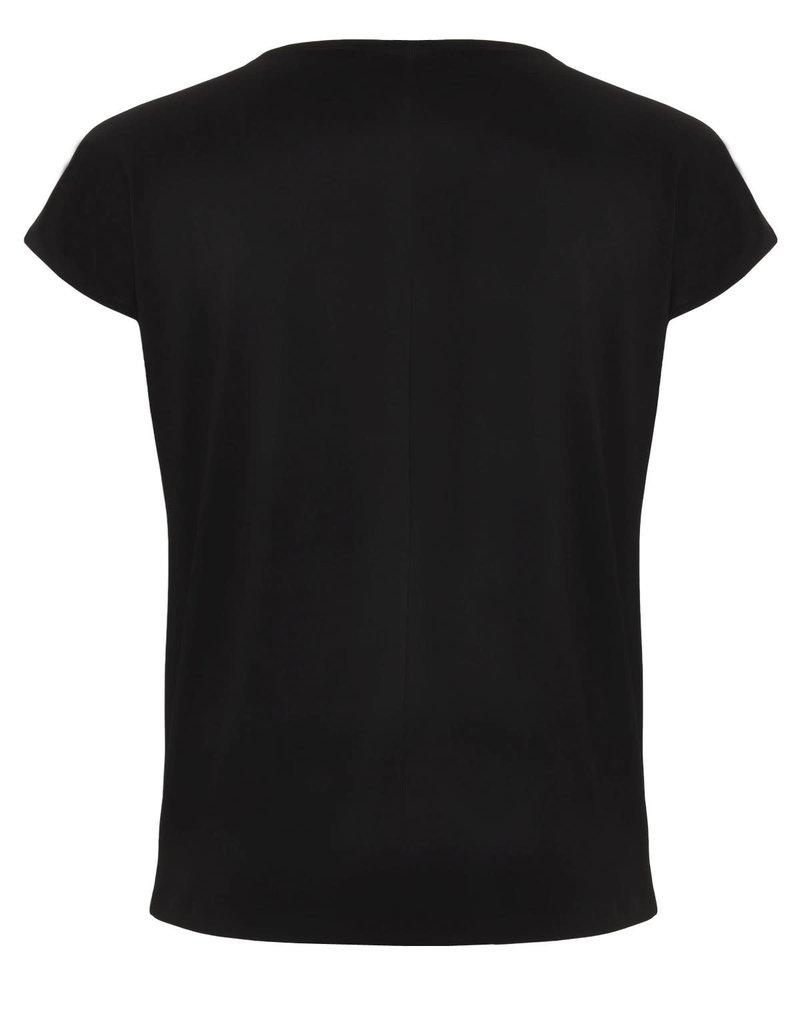Yoek Shirt sleeveless wide Maat M