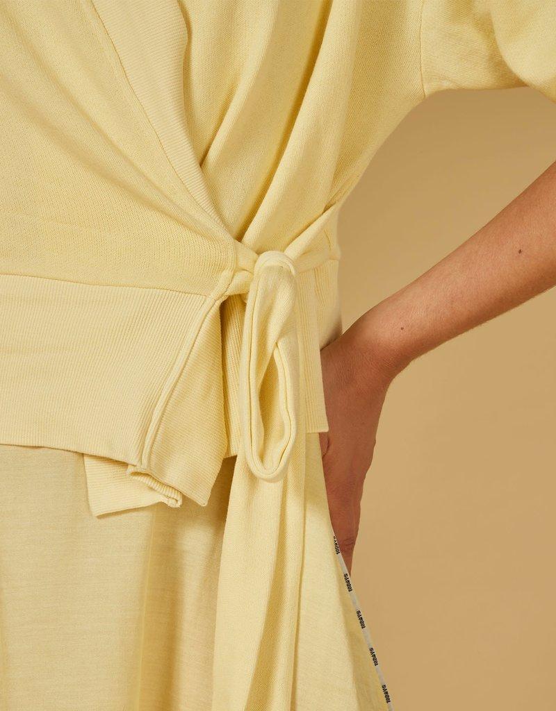 10Days 20-850-1201 Kimono vest geel 10Days