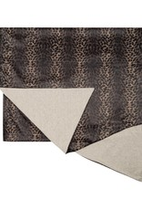 10Days 20-906-1201 Sjaal leopard taupe 10Days