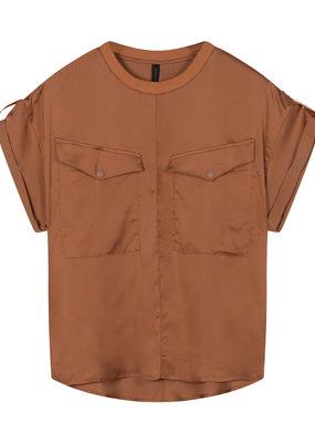 10Days 20-414-1201 Top bruin/koper 10Days