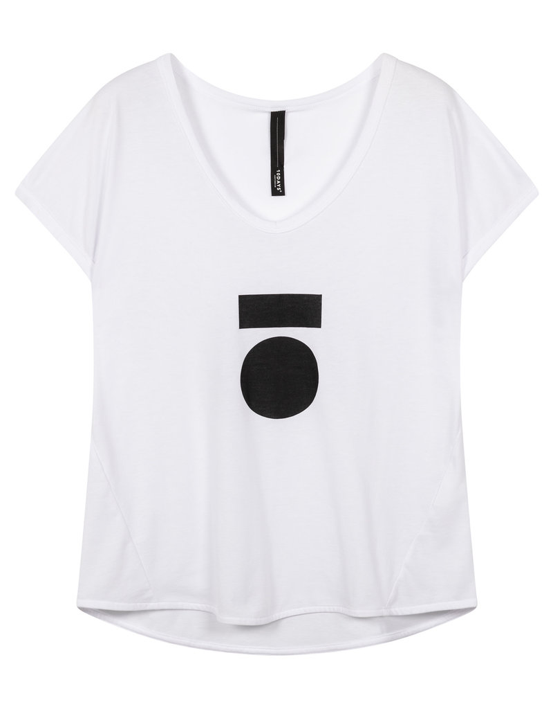10Days 20-747-1201 T-shirt wit 10Days