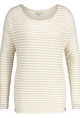 Nukus Tiglio Sweater Oneck SS2169092 Zand Nukus