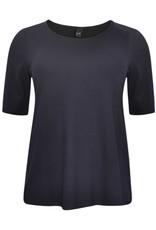 Yoek B4005 Shirt Diagonal Navy Yoek