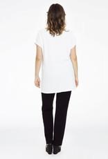 Yoek 9204229 Shirt sleeveless Oblie wit Yoek