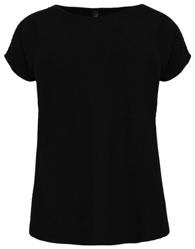 Yoek 9204229 Shirt sleeveless Oblie zwart Yoek