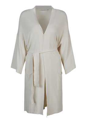 Summum Woman 7s5571-7812 Lang vest Ivoor Summum