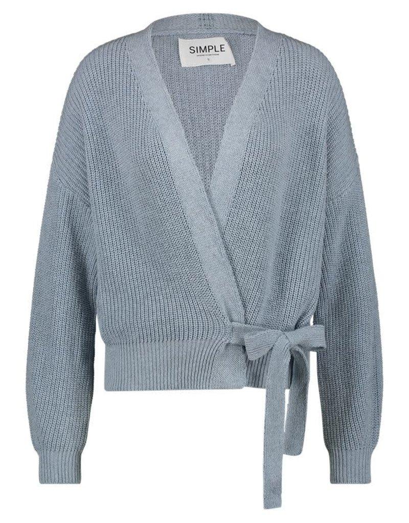 Simple 2417 Vest blauw Simple ROSEY