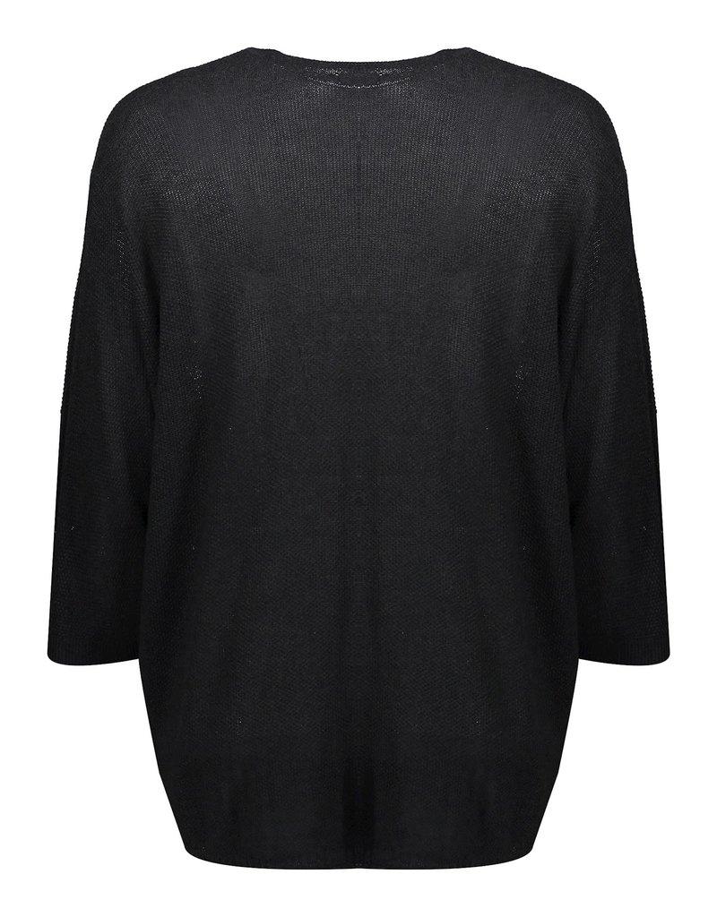 Geisha Vest 14046-70 Zwart Geisha