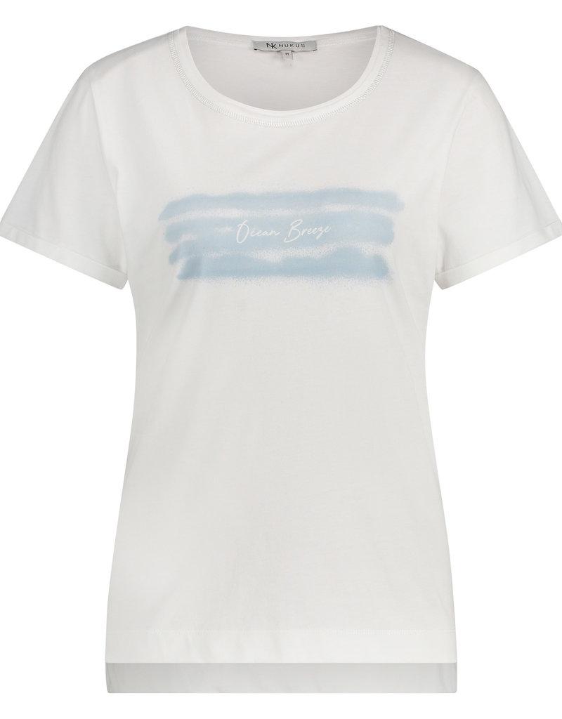 Nukus South Tshirt SS2183582 Blue Nukus