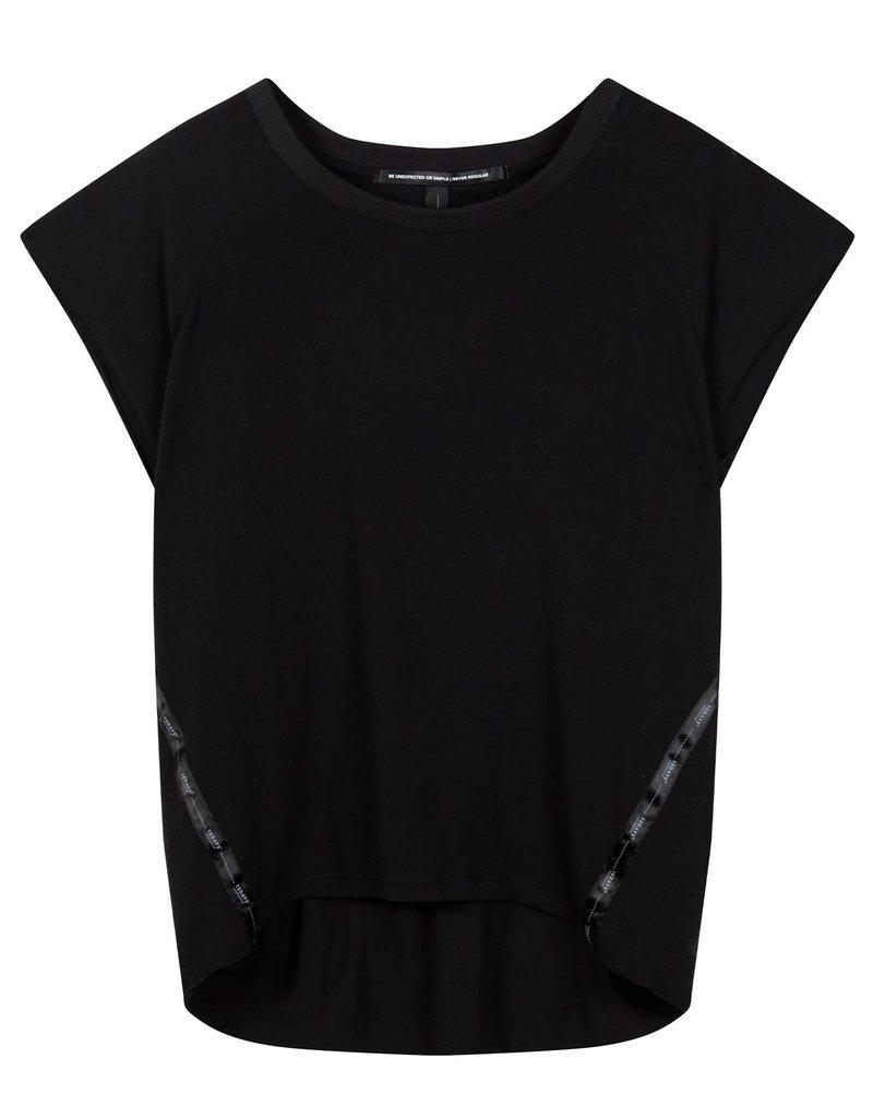 10Days 20-750-1201 Shirt zwart 10Days
