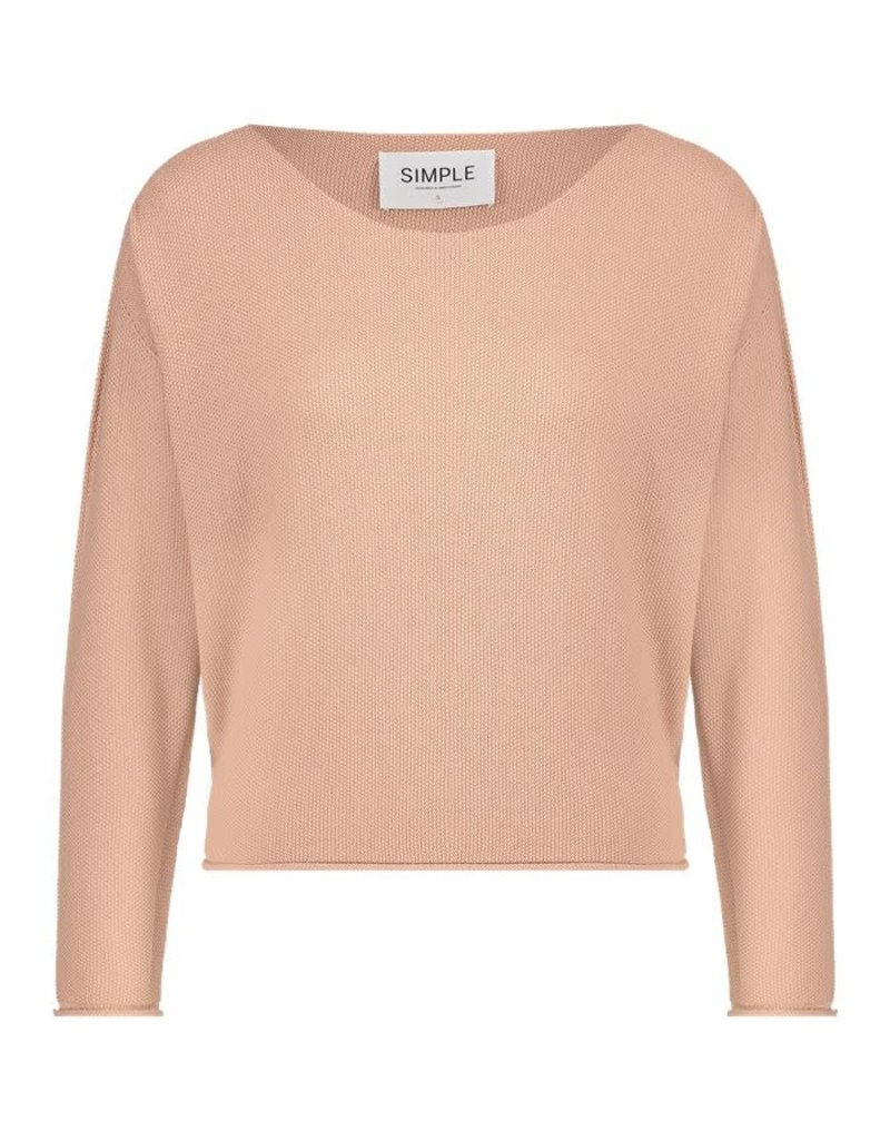 Simple 2406 Sweater Rose Simple ELLENA