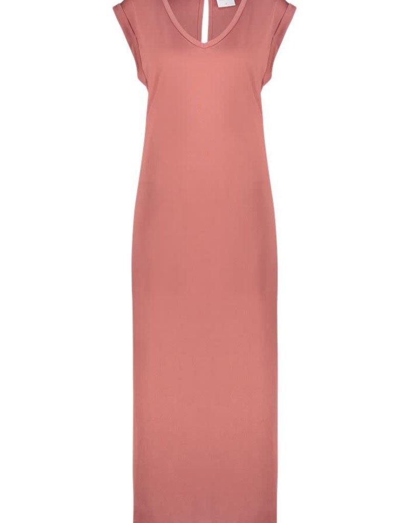 Simple 2416 Maxi jurk rose Simple PHELINE