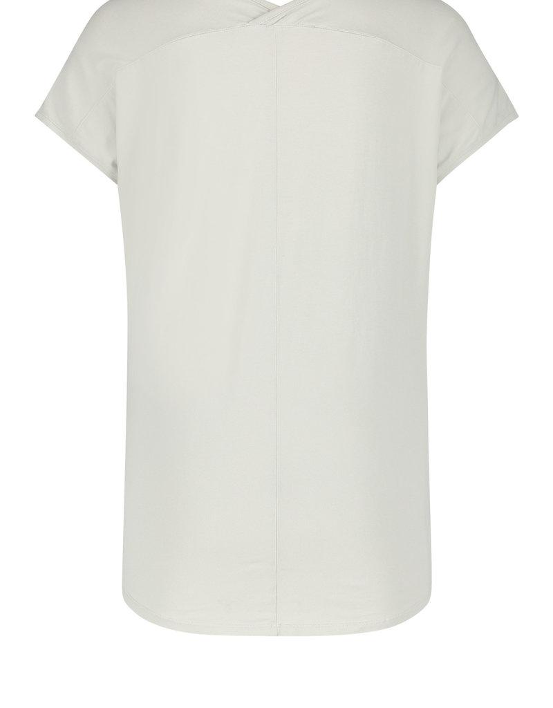 Penn&Ink N.Y t-shirt The think positive club S21T552 foggy penn&ink