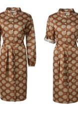 Summum Woman 2s2556-11385 Tuniek stippen oranje Summum