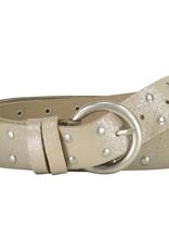 Nukus Perry belt SS21112702  Silver Nukus