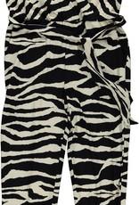 Geisha Jumpsuit zebra 11103-20 Zwart Geisha