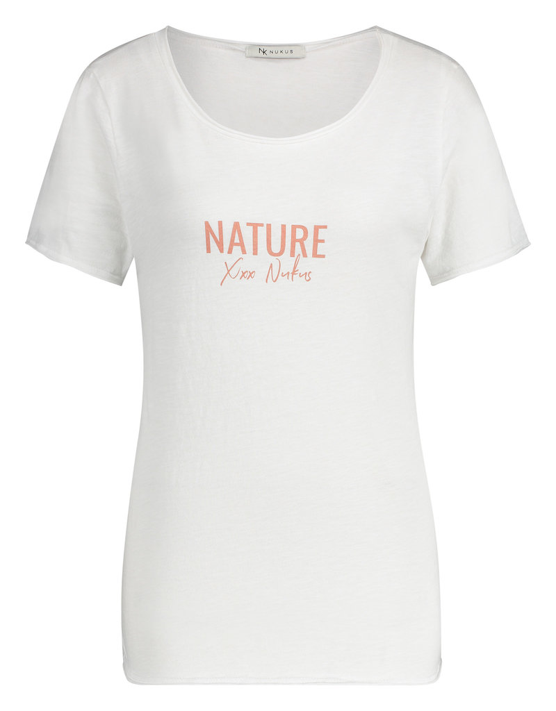 Nukus Nature Tshirt SS21817602 Frizzy Melon Nukus