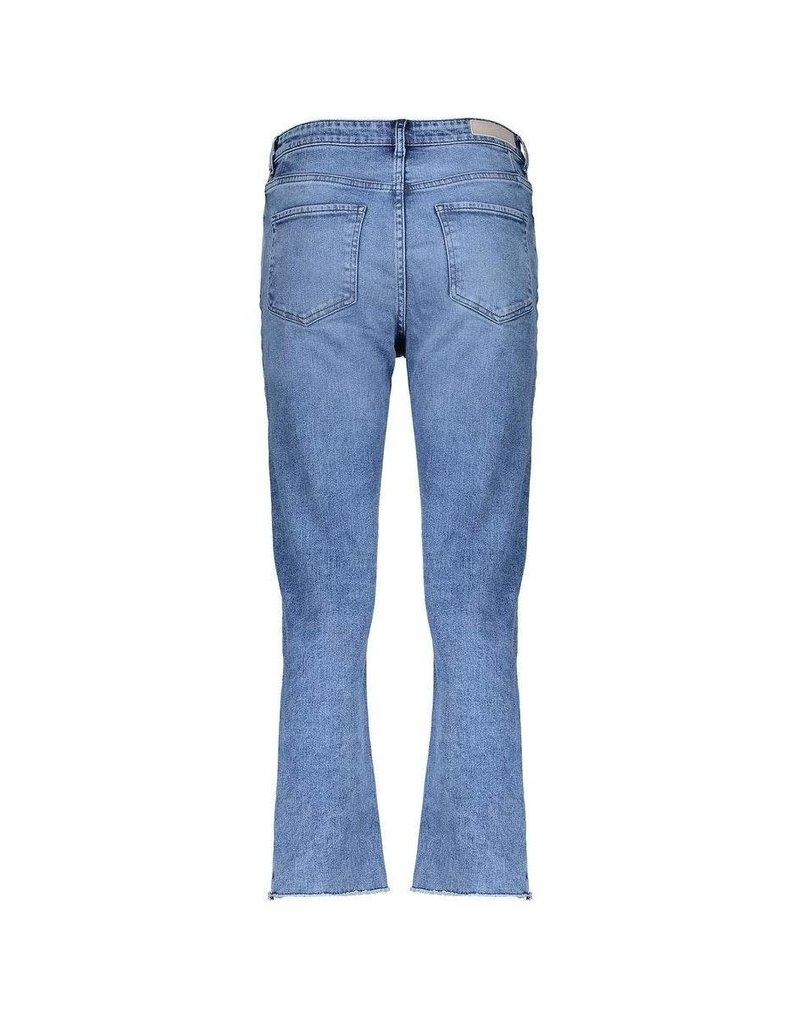 Geisha 11094-44 Jeans cropped flair Geisha denim