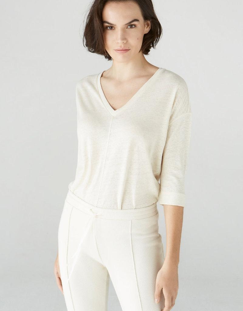 Simple 2430 sweatpants Brem Simple off-white