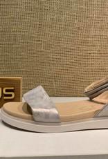 MJUS P07004-201 Sandaal platino Mjus