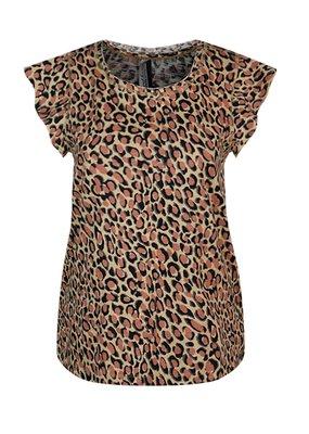 Summum Woman 3s4526-30239 Top dierenprint rose Summum