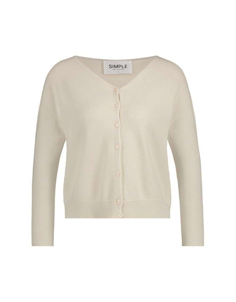 Simple Vest off-white 2507 Carice 2 Simple