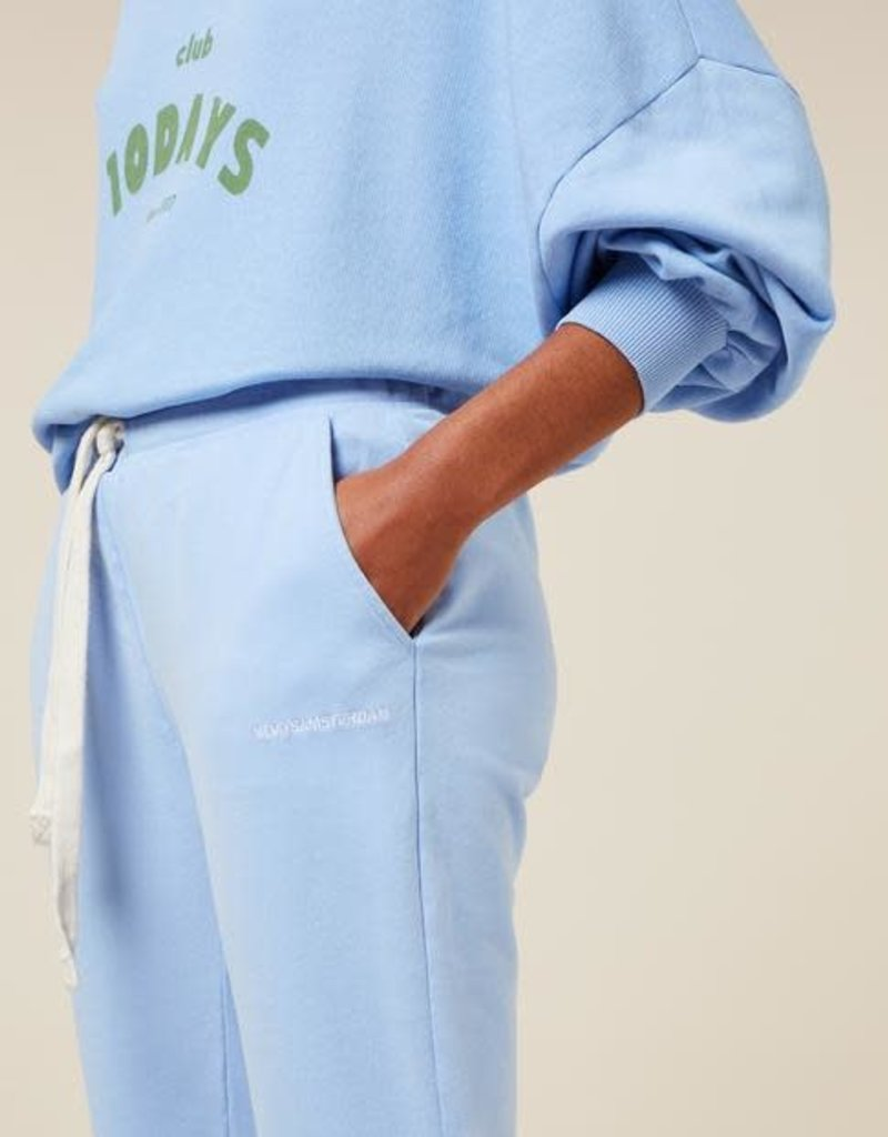 10Days cropped jogger 20-035-1203 Classic Blue 10Days