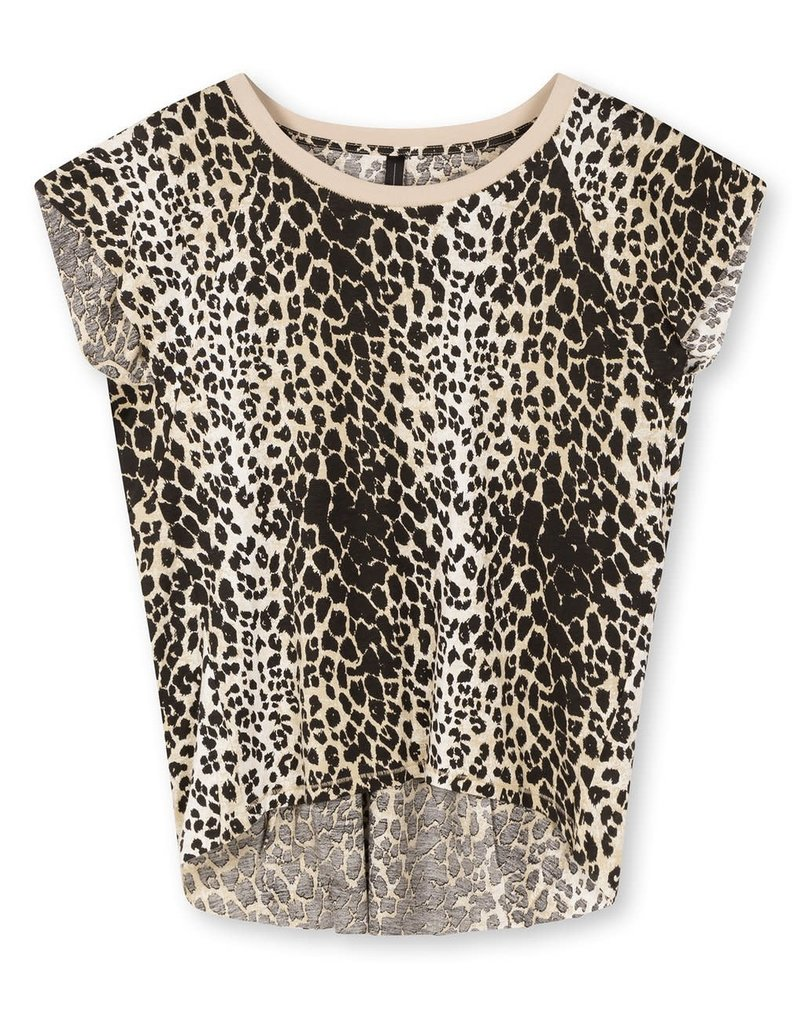 10Days the tee leopard cement 20-754-1203 10Days