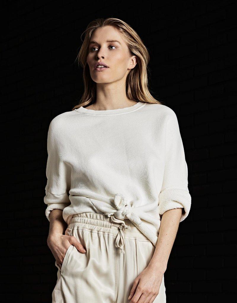10Days sweater terry Ecru 20-807-1203 10Days