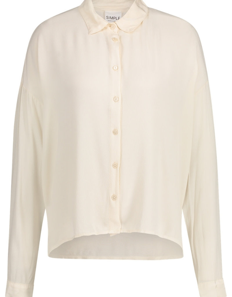 Simple Blouse Off-white 2526 Tyra Simple