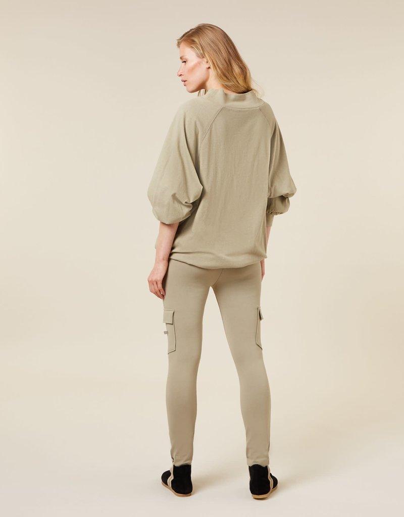 10Days cargo leggings 20-011-1203 Khaki 10Days