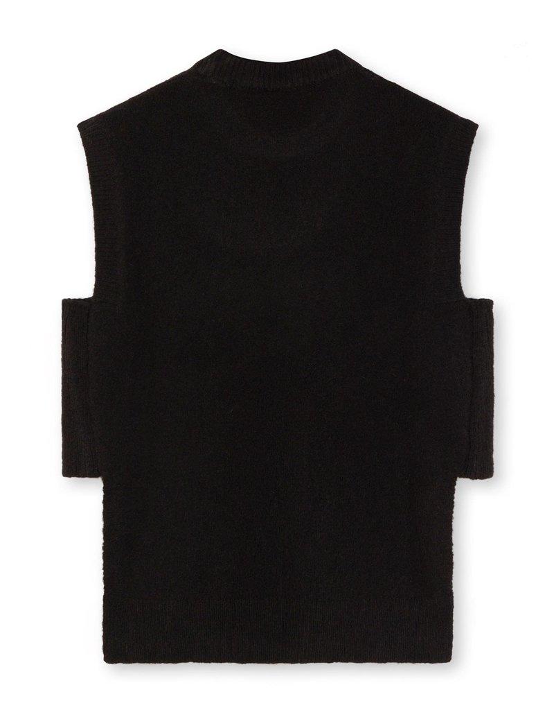 10Days spencer soft knit 20-616-1203 Almost black 10Days