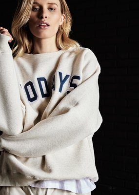 10Days statement sweater soft white 20-811-1203 10days