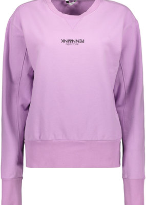 Penn&Ink N.Y sweater print Lupin W21F969 Penn&Ink