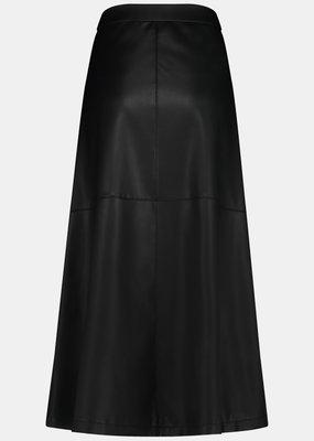 Penn&Ink N.Y skirt Penn&Ink zwart W21N1020