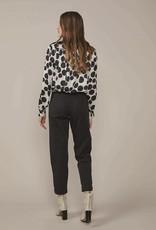 Summum Woman Loose tapered pant black 4s2156-11430 Summum