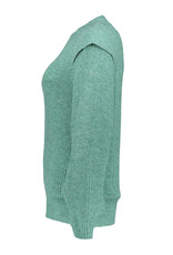 Geisha 14540-29 Pullover shoulderwing mint Geisha