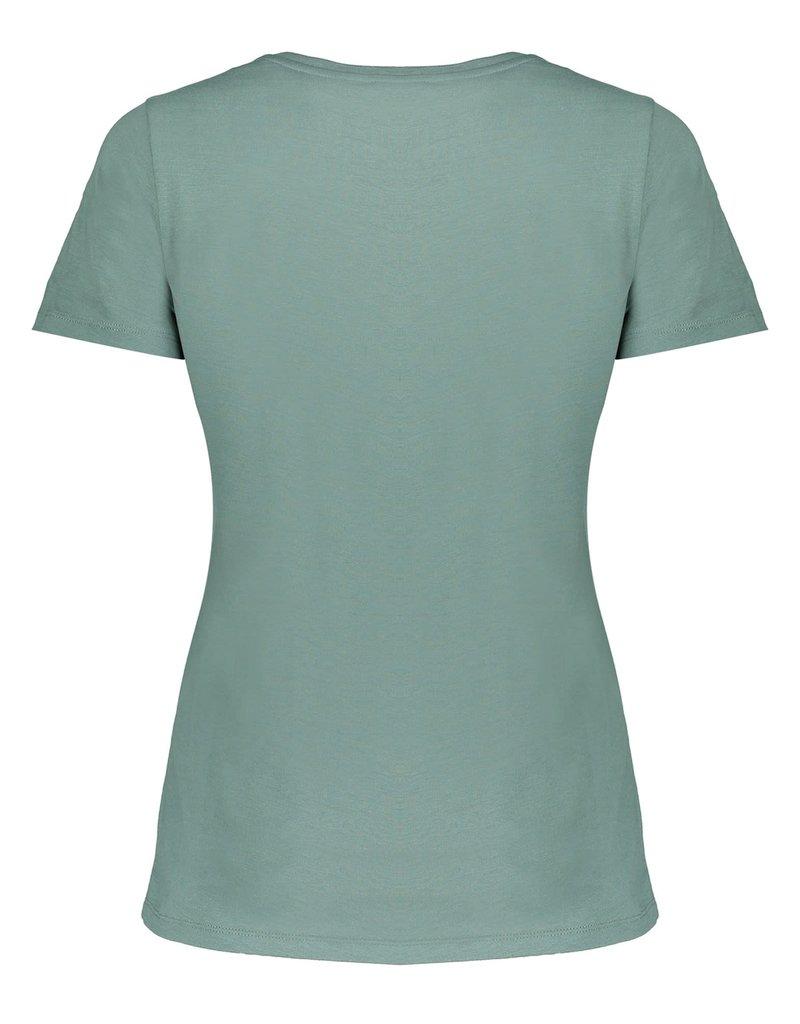 Geisha 12567-46 T-shirt groen Geisha
