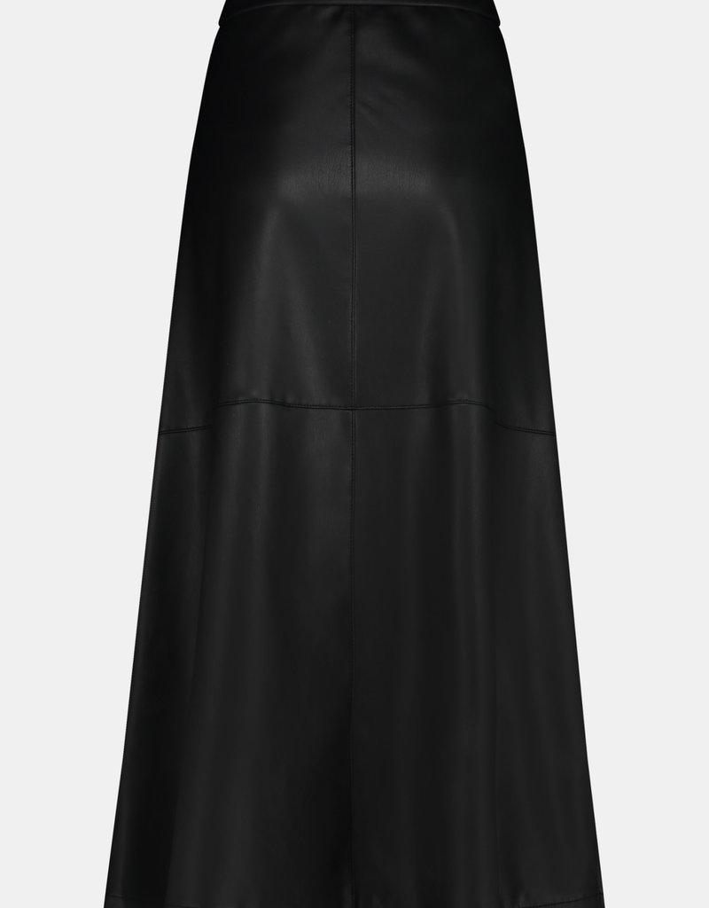 Penn&Ink N.Y skirt Penn&Ink zwart W21N1017