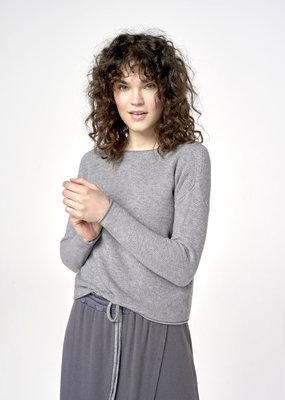 Simple Sweater Grijs 2509 Ellena Simple