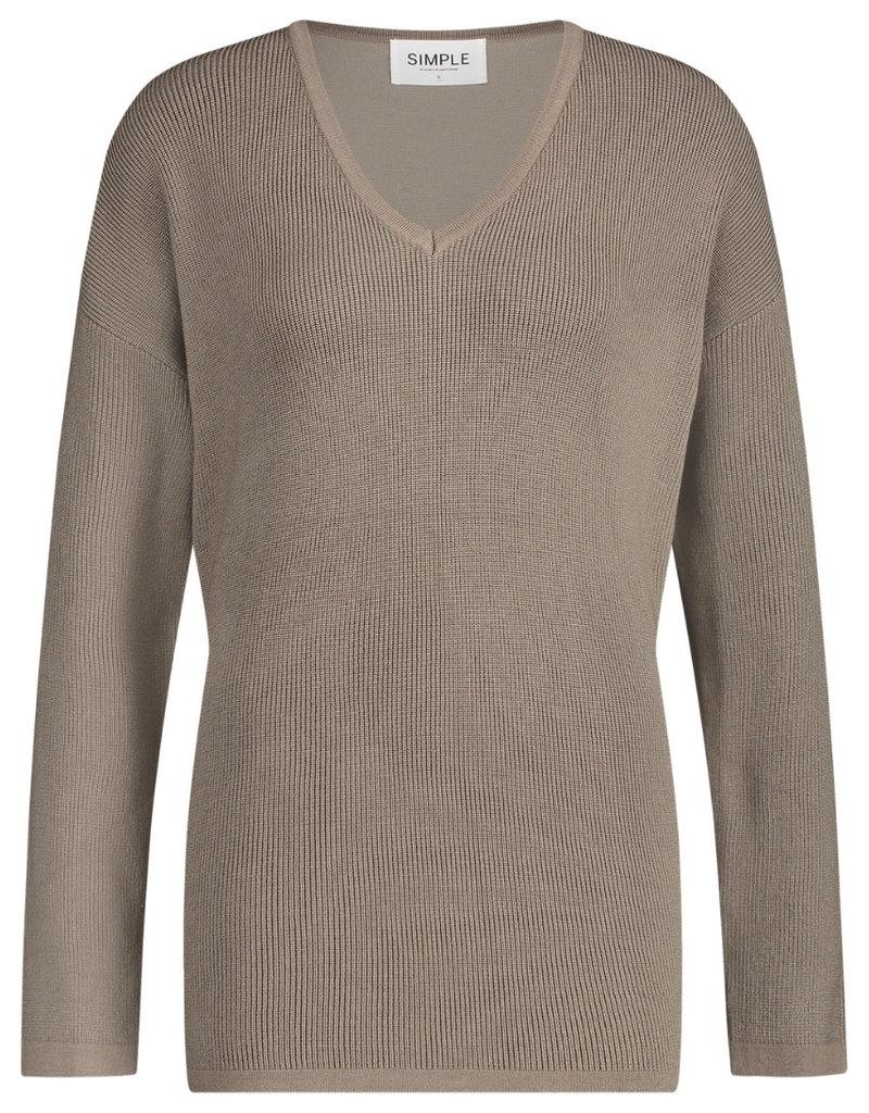 Simple sweater Bruin 2512 Jennifer Simple